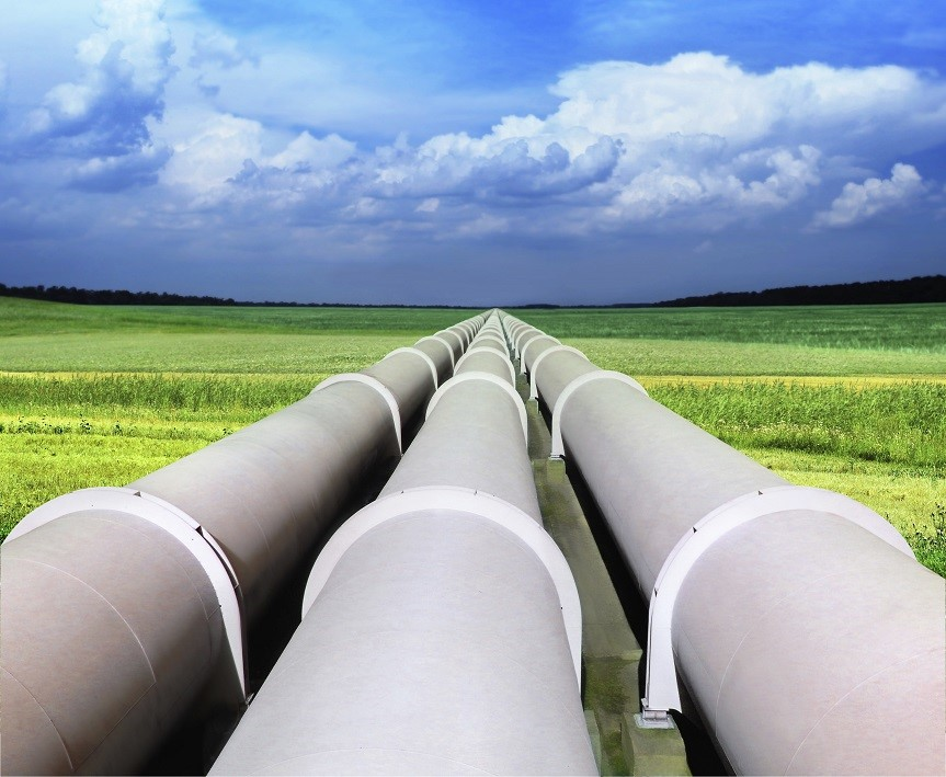 Natural gas pipelines
